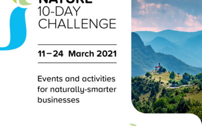 We Value Nature 10-Day Challenge: Sessions and activities for naturally-smarter businesses
