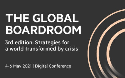 The Global Boardroom – Strategies for a world transformed by crisis