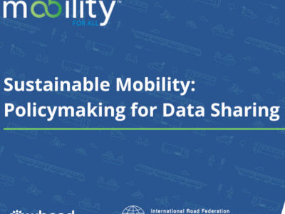 Sustainable Mobility: Policymaking for Data Sharing