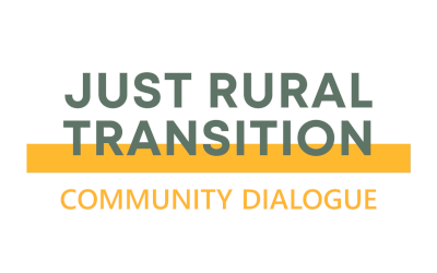 Just Rural Transition Community Dialogue